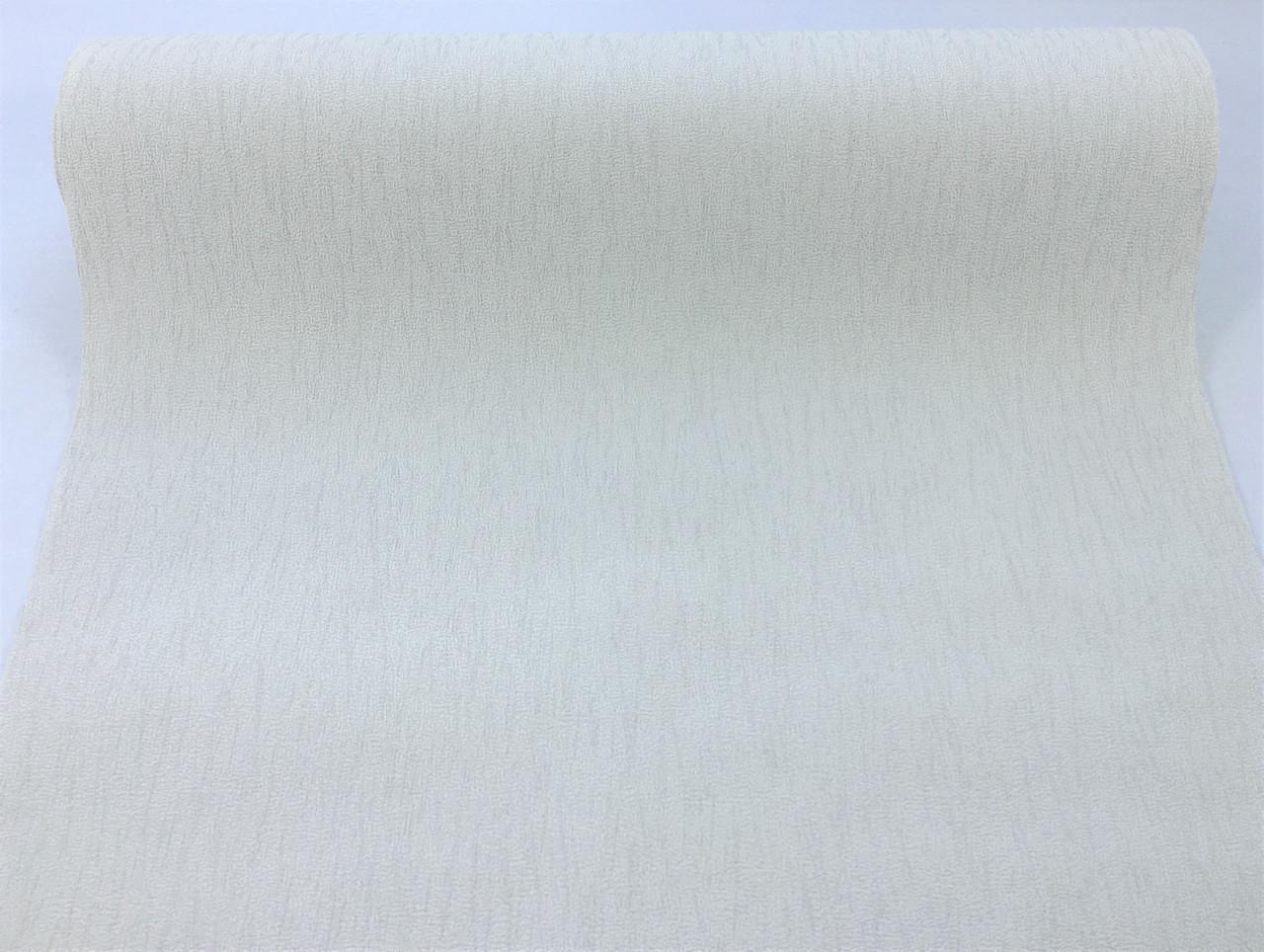 Однотонні світло-сірі німецькі шпалери 290847, дуже світлого холодного пастельного відтінку, тиснені короїд