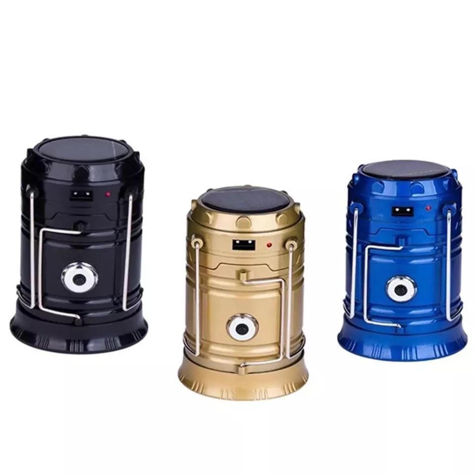 Кемпинговый фонарик HL-8200 с эффектом пламени огня