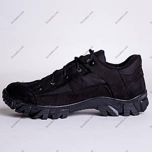 Тактичні Кросівки Літні GRAD Black, фото 2
