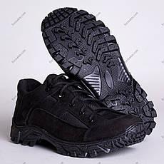 Тактичні Кросівки Літні GRAD Black, фото 3