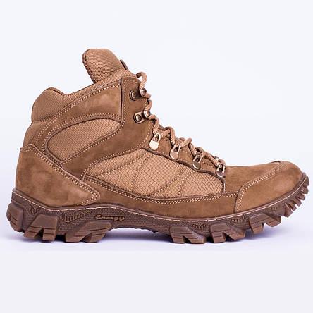 Ботинки Тактические, Зимние Торнадо Песочные, фото 2
