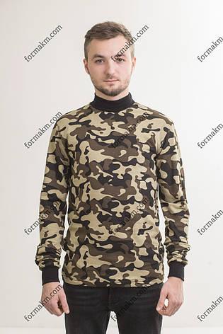Гольф Камуфляжний Військовий Зимовий Британія, фото 2
