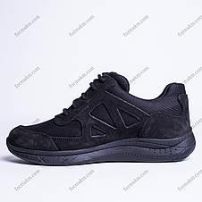Тактичні Кросівки Демісезонні Стимул Ягуар Чорні, фото 3