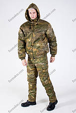 Камуфляжний костюм зимовий Варан, фото 3
