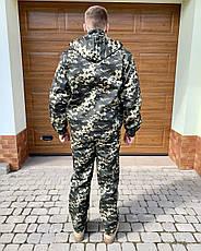 Камуфляжний Костюм Літній Прикордонник, фото 2