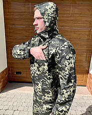 Камуфляжний Костюм Літній Прикордонник, фото 3