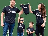 👕 Одежда для взрослых и детей