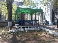 Летняя площадка магазина живого пива
