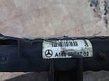Радіатор охолодження двигуна Mercedes-Benz A-class W168, BEHR 168 500 17 02, фото 3