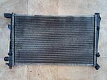 Радіатор охолодження двигуна Mercedes-Benz A-class W168, BEHR 168 500 17 02, фото 2