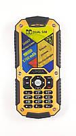 Телефон Sigma mobile X-treme IT67 Duall SIM orange