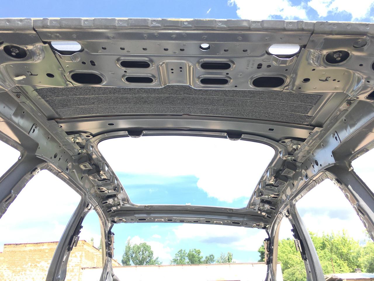 Крыша (металл) под панораму Ford Escape USA 2013-2016  оригинал б/у CJ5Z-7850202-B