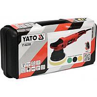 Полировальная машина Yato  YT-82200 150 mm 720 Вт, фото 4