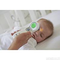 Бесконтактный инфракрасный термометр Braun NTF 3000 детский термометр, фото 7