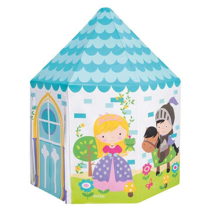 Детский надувной домик Принцессы Intex 01920