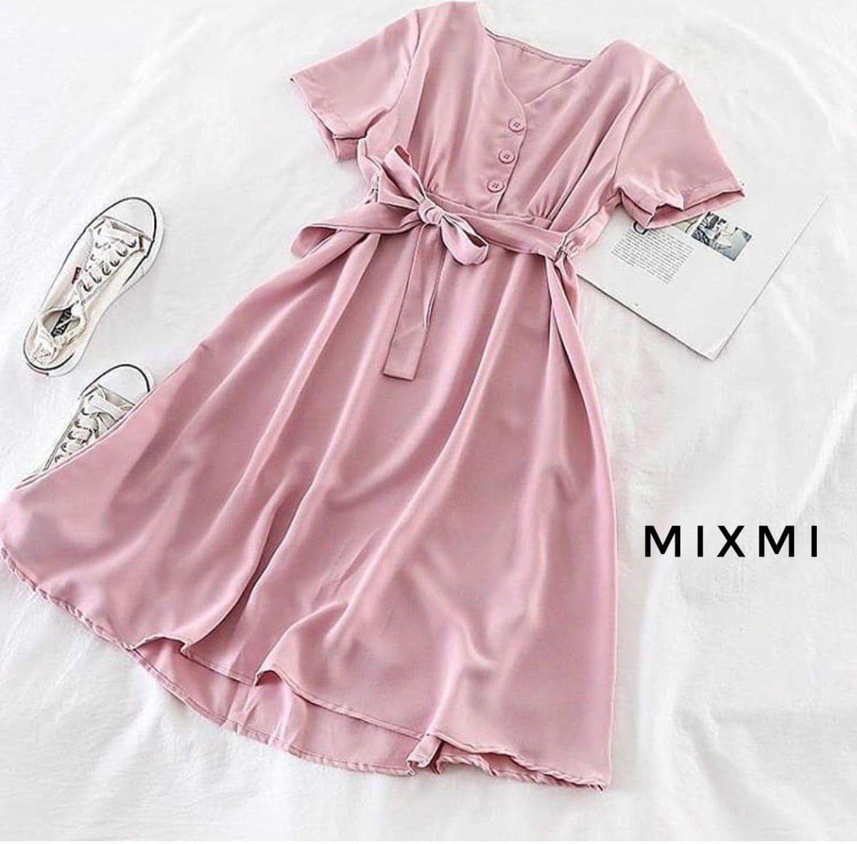 Жіноче плаття, софт, р-р 42-44; 44-46 (рожевий)