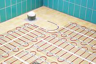 Монтаж установка теплої підлоги в Хмельницьку та Хмельницькій області