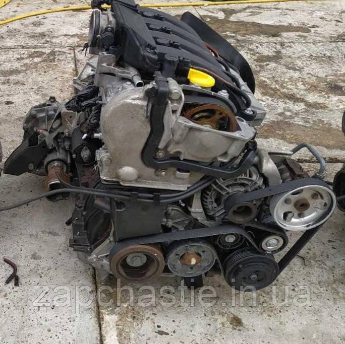 F4PA760 Двигатель