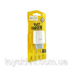 СЗУ HOCO C72A 1 USB (60 шт/ящ)
