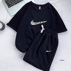 Женский костюм Футболка + Шортики (размеры 42-46)