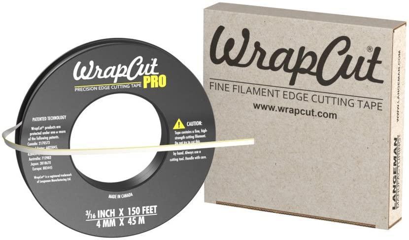 WrapCut PRO — Режущая Лента — Лента Нож — Нож Для Пленки — 4 mm х 45 м - 1 рулон