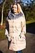 Женская зимняя куртка на синтепоне , фото 6
