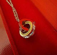 Женский подвес кулон от бренда Cartier который всегда украсит вас