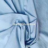 Ткань двунитка (светло-голубой) 2-х нитка
