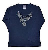 Сорочки шкільні для дівчаток (5-8 років) Туреччина купити оптом від складу 7 км