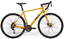 Велосипед 28 Pride ROCX 8.1 - 2021 оранжевый S
