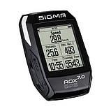 Велокомпьютер Sigma Rox 7.0 GPS, чёрный, фото 2