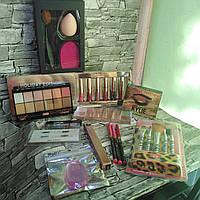 Шикарний подарунковий набір декоративної косметики