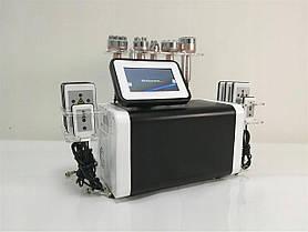 5in1 липолазер для ліпосакції і RF вакууму 01926