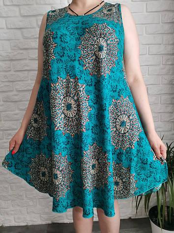 Жіноче літнє плаття 5231-21, фото 2