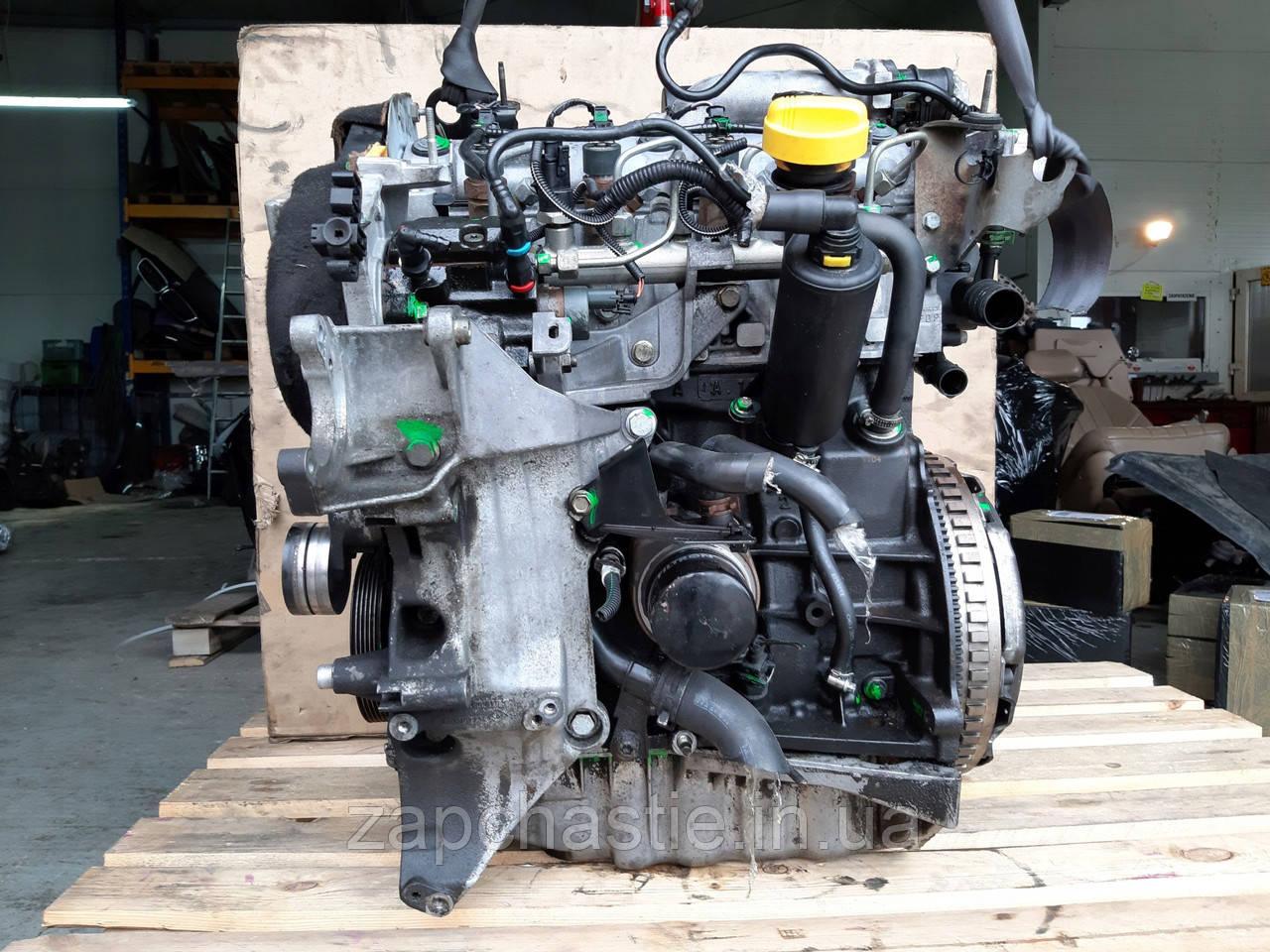F9Q754 Двигатель