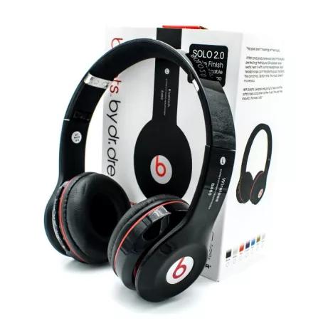 Навушники Monster Beats S460 Bluetooth ФМ без проводів Блютуз FM AUX MicroSD IOS /Android Бездротові Бітси