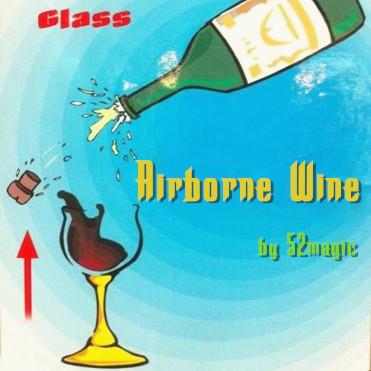Airborne Wine by 52magic