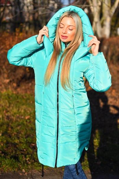 Зимняя куртка синтепон 300