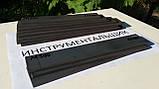 Заготовка для ножа сталь М390 198х41х4.4 мм термообработка (61 HRC), фото 4