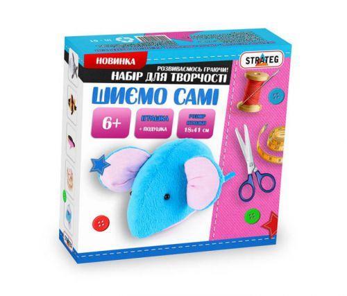 Детский набор для шитья Мышка