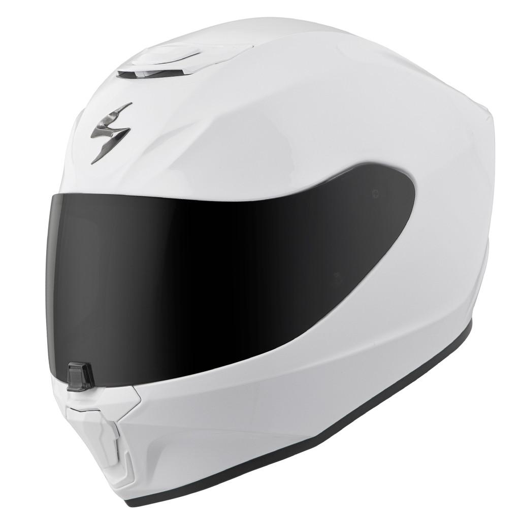 Шолом Scorpion EXO-R420 White