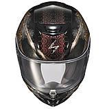 Шлем Scorpion EXO-R420 Namaskar, фото 2