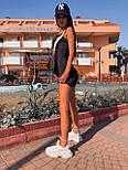 Коротке плаття майка з U - подібним вирізом (р. 42-44) 5032704, фото 4