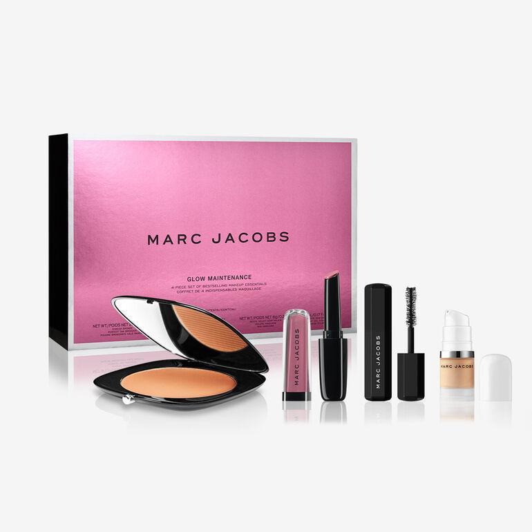Набір для макіяжу MARC JACOBS Glow Maintenance 4-Piece Set Of Makeup Essentials