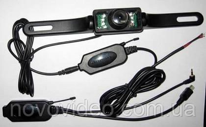 Камера заднего вида служит для удобного управления автомобилем