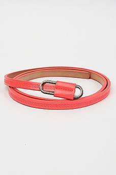Ремень женский розовый размер 107 см ААА 133450M