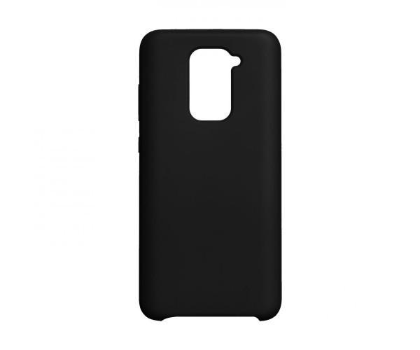 Чехол для Xiaomi Redmi Note 9 Черный / Синий / Розовый