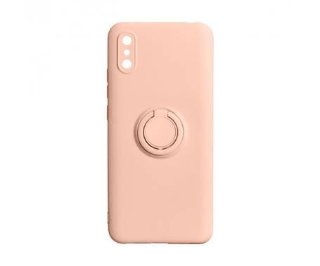 Чехол для Xiaomi Redmi 9A Панель-Накладка Силикон, фото 2