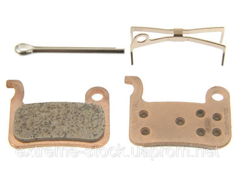 Колодки для дискового гальма Shimano M06, semi-metall