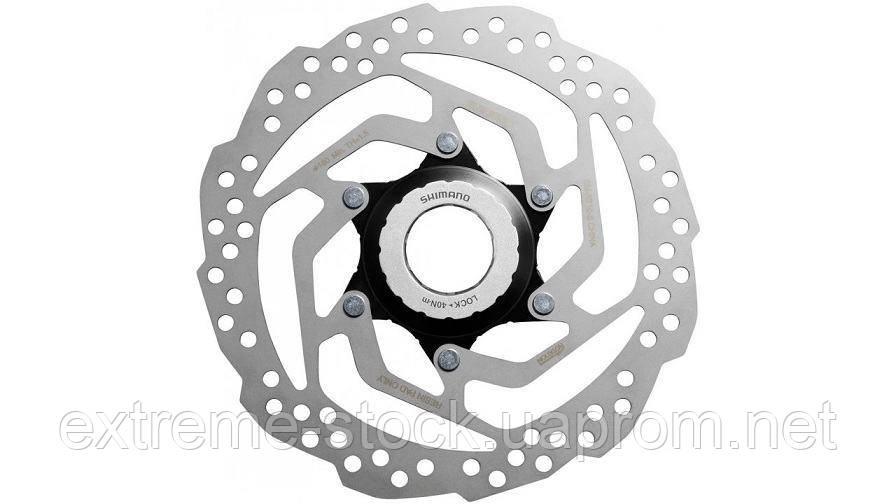 Тормозной ротор Shimano SM-RT10 Centerlock, 180 мм